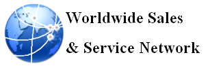 worldwide Sales & Service Network